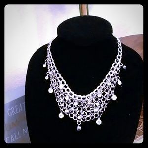 Paparazzi necklace & earrings